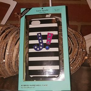 Kate Spade New York Hybrid Hardshell Case